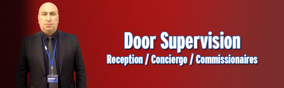 Door Supervisors